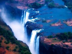 Zambia...here we come!  On Thursday we are going to Zambia to see the Victoria Falls... We are celebrating my oldest daughter's 13 th birthday!It's going to be a wonderful c...