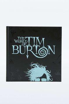 The World of Tim Burton Book