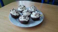My chocolate cupcakes <3