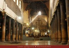 Church of Nativity Bethlehem, Isreal was another stop on our honeymoon- visited on Chrsitmas Day. It was sureal...