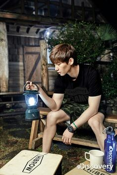 "Song Jae Lim -  I feel like coming... oh my god!  LOL.. I swear I typed  ""camping"".. on account of this hot guy is apparently camping... i must have missed a letter and my phone changed it... I guess my phone knows me a little too well.. it just assumed ROFL.. wow..anyway... CAMPING..."