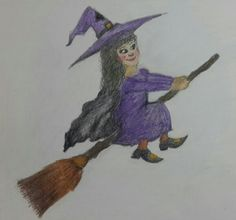 My sweet witch