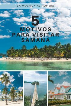 Samana, Punta Cana, Travel Advice, Travel Blog, Costa Rica, Places To Visit, Day, Traveling, Frases