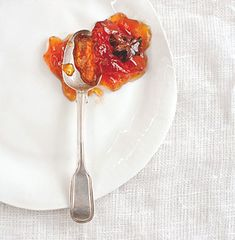 Quince and Star Anise jelly