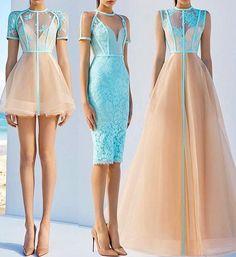 "Polubienia: 26.6 tys., komentarze: 68 – Loving Haute Couture (@lovinghautecouture) na Instagramie: ""#AlexPerry Resort 💙"""