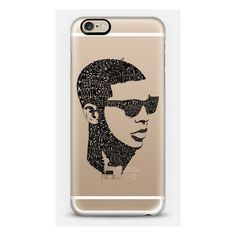 iPhone 6 Plus/6/5/5s/5c Case - DRAKE ($35) ❤ liked on Polyvore featuring accessories and tech accessories