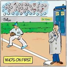 Who's on first