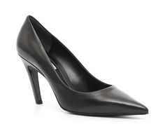 Balenciaga heels pumps in black Kid leather - Italian Boutique €322