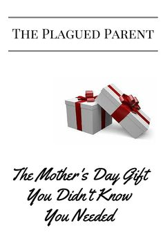 Sometimes the gift you need most is one you aren't even thinking about.