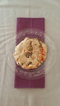 Cookie géant à la féta et chorizo ibérique - Ma recette pour le defis battlefood#43