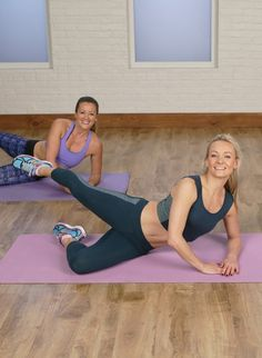 Taylor Swift's and Julianne Hough's Go-To Workout
