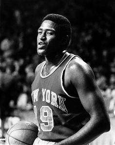 Willis Reed, New York Knicks.