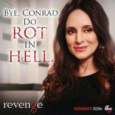#Revenge - #VictoriaGrayson