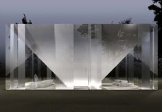 Open, transparent architecture | Curiosity Architecture | Tokyo