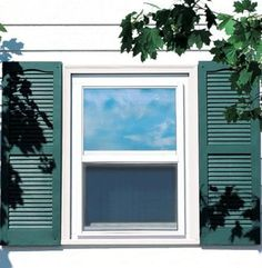 Larson®️ Low-E storm windows cut energy loss by up to 60%, keeping your home reliably warm in the winter and cool in the summer with the included durable fiberglass screen. Low-E glass lets in sunlight without letting in solar heat and damaging UV rays, so you'll feel more comfortable while lowering your energy usage. You can save up to 35 dollars in energy costs per window per year. Each window is installed as Inside Mount (blindstop) or Outside Mount (overlap) depending on where you