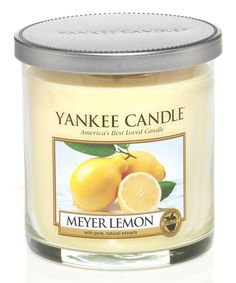 Look at this Meyer Lemon Tumbler Candle on #zulily today!