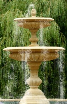 Classical Garden Fountains