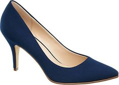 Lodičky značky Graceland v barvě modrá - deichmann.com
