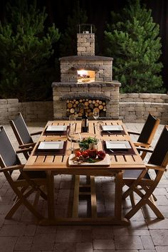 I dream of wood-fired outdoor pizza ovens // Barkman Hardscapes Pizza Oven Pizza Oven Outdoor, Outdoor Cooking, Brick Oven Outdoor, Diy Pizza Oven, Brick Bbq, Outdoor Kitchen Design, Patio Design, Outdoor Kitchens, Wall Design