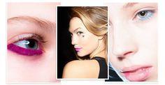 Le make-up fluo