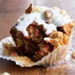 Healthy Carrot Cake Cupcakes Triathletes Will Love