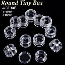 Online Shop Many Sizes Clear Round Box Plastic case for Organizer DIY Tool Nail Art Jewelry Accessory beads stones Crafts container Storage Acrylic Containers, Plastic Containers, Stone Crafts, Nail Art Diy, Diy Tools, Diy Organization, Plastic Case, Beaded Jewelry, Bead Jewelry
