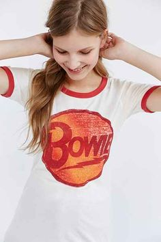 Junk Food Groupie Muscle Ringer Tee - Urban Outfitters