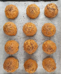 Brød/Knekkebrød/kjeks – Side 2 – Velkommen til min matverden Cottage Cheese, Muffin, Food And Drink, Keto, Cookies, Baking, Breakfast, Desserts, Lily