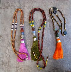 Studio Libelle: Mala Necklace - Oжерелье Мала