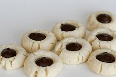 Chocolate Thumbprints - Taste and Tell