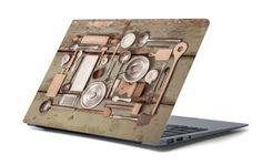 Naklejka na laptopa - Kuchnia retro 4667