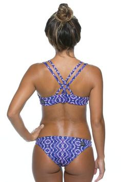 2039513bdc4 JOLYN Printed Europe Bottom - Slater Bra Sets, Swim Bottoms, Summer  Bikinis, Swim