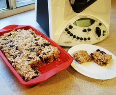 Recipe Muesli Bar Healthy by ThermoHow - Recipe of category Baking - sweet