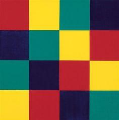 1990 Composition 3X1 by Hugo Demarco | #baxkunst #favorieten #art #contemporaryart #gallery #Sneek #Holland