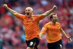 Great Names in Sports - Dean Windass  The English soccer player played for Hull City of the Premier League in 2008 and become the club's oldest scorer ever when he notched his final Premier League goal at age 39. Try saying his name without laughing.