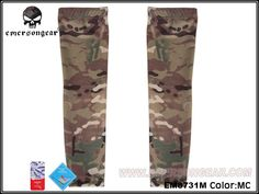Emerson 3D UOF50+ Arm Sleeves(MC) #airsoft #365airsoft