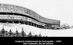 Affonso Eduardo Reidy - Conjunto Habitacional do Pedregulho