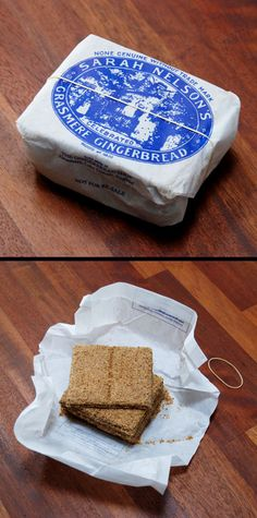 Sarah Nelson's Gingerbread - Grasmere - The Lake District. this stuff bites you back! Loved it! Uk Destinations, Biscuit Cake, Yorkshire Dales, English Countryside, Cumbria, Lake District, Gingerbread, Scotland, Food And Drink