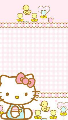 Ⓣ♡Ⓣ Sanrio Wallpaper, Hello Kitty Wallpaper, Kawaii Wallpaper, Hello Kitty Pictures, Kitty Images, Hello Kitty My Melody, Sanrio Hello Kitty, Envelopes, Hello Kitty Themes