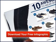 shoes to wear with jeans infograhpic download image 2.001