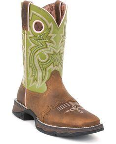 """Women's 10"""" Flirt Saddle Boots - Meadow n' Lace @Tamera Harre"""