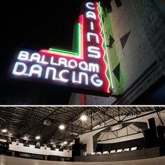 Cain's Ballroom in Tulsa, Oklahoma