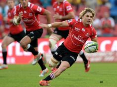 """Faf de Klerk has been denied the opportunity to find form against one of the weakest teams in Super Rugby after the Lions decided to rest him for the match against the Rebels tomorrow.De Klerk's omission is one of three """"rotational"""" switches in the. Olympic Badminton, Olympic Games Sports, Sport Gymnastics, Olympic Gymnastics, Rugby Championship, Super Rugby, Wrestling Shoes, Nastia Liukin, Sports Headlines"""