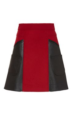 Varsity A Line Skirt by COACH 1941 for Preorder on Moda Operandi