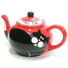 Stackable Teapot And Cup | Teapot KitTea Cat Teapot