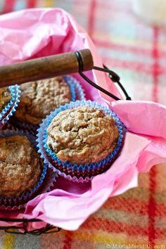 Banana Bread Muffins recipe | FamilyFreshCooking.com