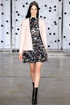 Tanya Taylor Fall 2014 Ready-to-Wear Fashion Show