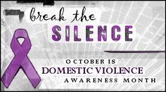 break the silence!