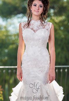 Wedding Bride, Wedding Dresses, Unique, Fashion, Bride Dresses, Moda, Bridal Gowns, Bride To Be, Alon Livne Wedding Dresses