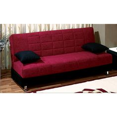 Beyan Chicago Convertible Sofa & Reviews | Wayfair
